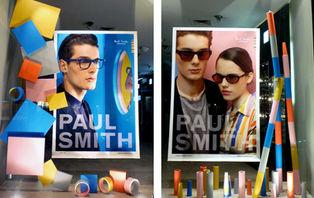 Paul Smith Windows