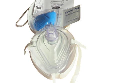 CPR Pocket Masks - PPE Masks