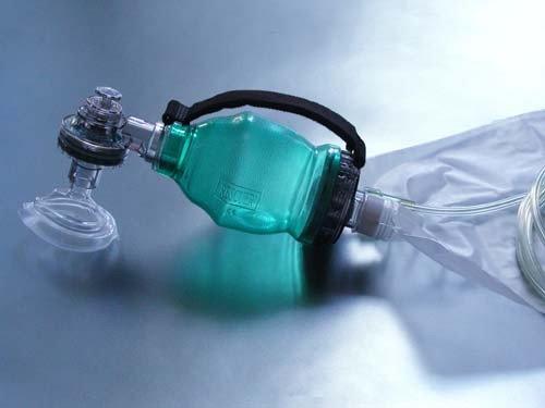 Disposable Infant Bag-Valve-Mask System - Single