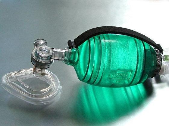 Disposable Adult Bag-Valve-Mask System