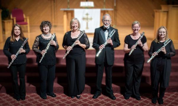 SCFO alto flutist
