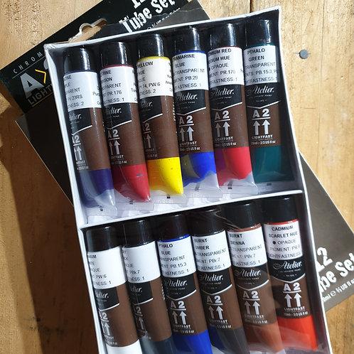 Atelier 12 Paint Set