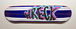 'Wreck deck' (pre skate) 2014