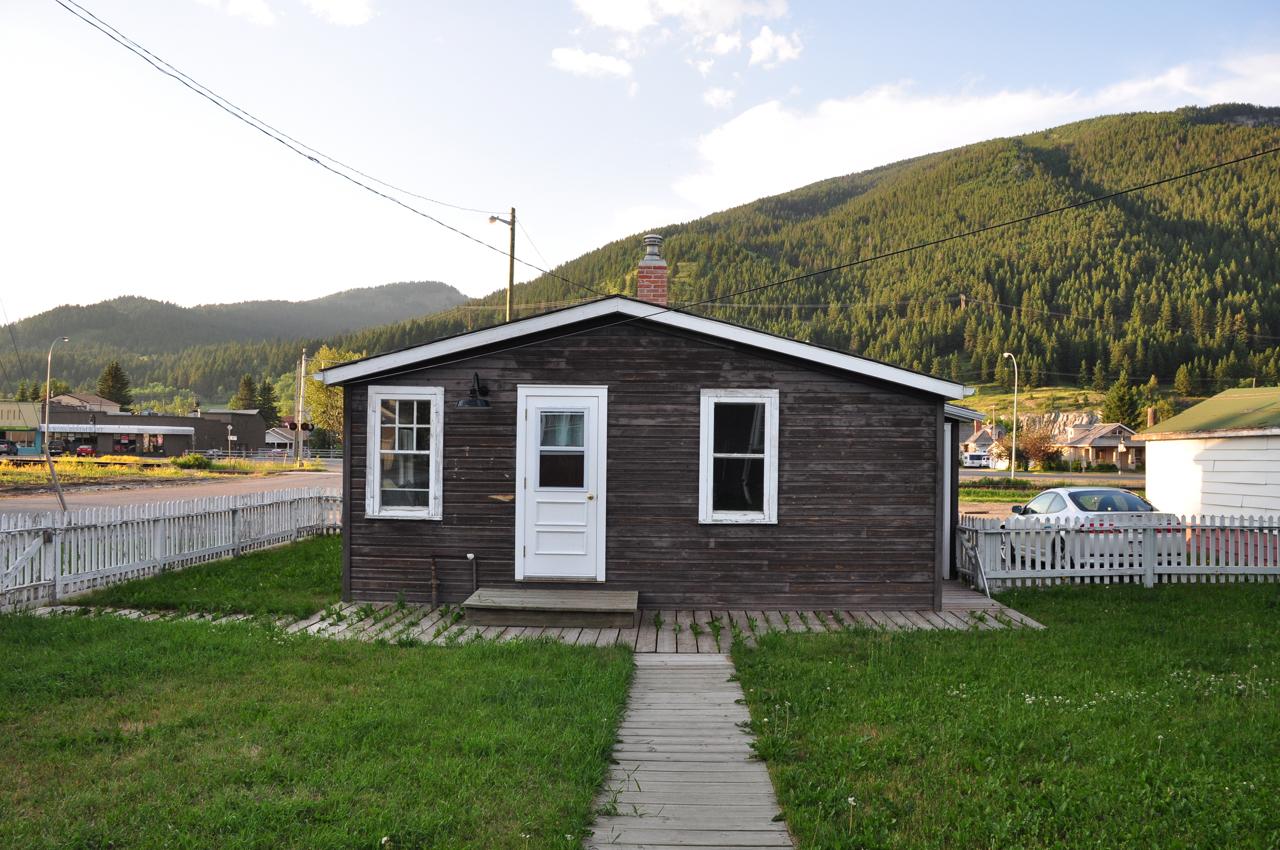 Writers cottage next door