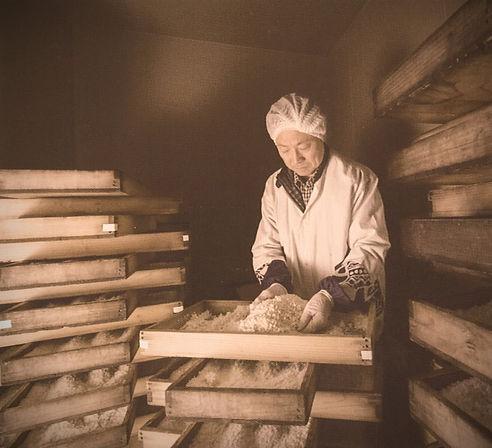 黒澤糀屋、あめこうじ、甘酒、塩糀、味噌、板糀、粒糀、秋田県大仙市