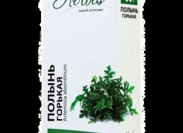 Artemisia absinthium (ПОЛЫНЬ ГОРЬКАЯ)
