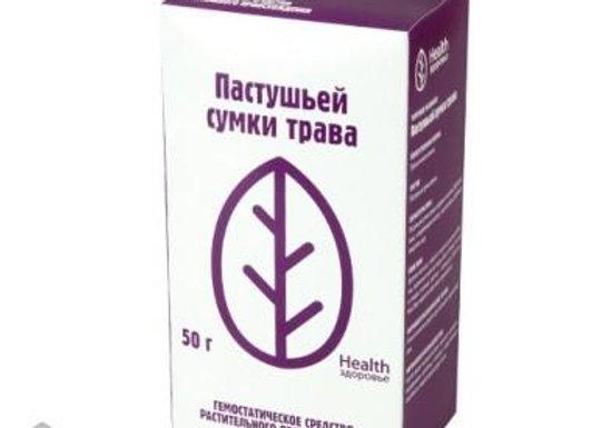 Bursae pastoris herba (Пастушьей сумки трава)