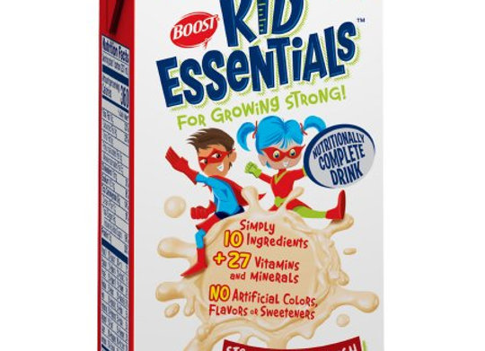 Pediatric Oral Supplement / Tube Feeding Formula Boost® Kid Essentials™ 1.5 Stra