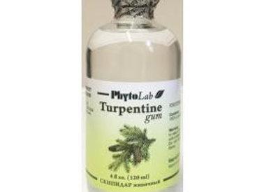 Turpentine Gum 120ml Скипидар живичный
