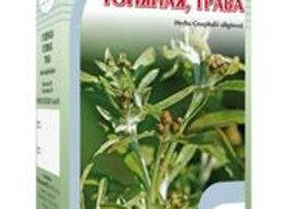 Herba Gnaphalii uliginosi (СУШЕНИЦА ТОПЯНАЯ, ТРАВА)