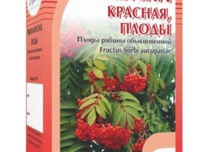 Fructus Sorbi aucupariae (РЯБИНА КРАСНАЯ, ПЛОДЫ)