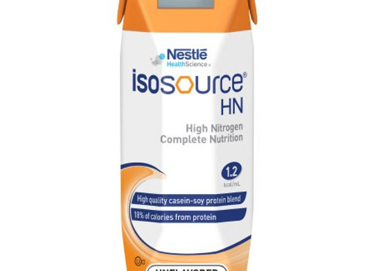 Tube Feeding Formula Isosource® HN 8.45 oz. Carton Ready to Use Unflavored Adult