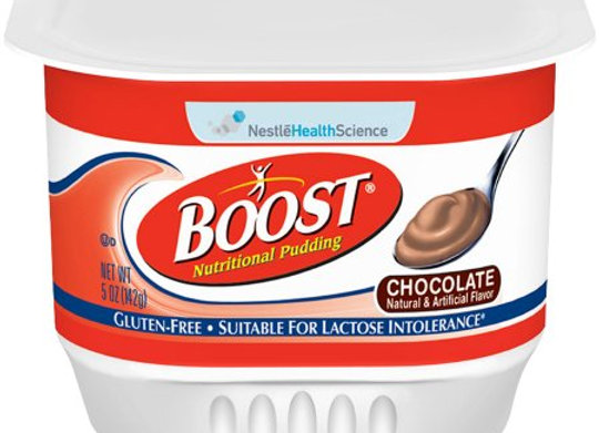 Oral Supplement Boost® Nutritional Pudding Chocolate Flavor Ready to Use 5 oz. C