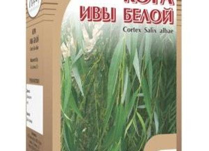 Cortex Salix albae (ИВА БЕЛАЯ, КОРА)