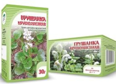 Herba Payrolae rotundifoliae (ГРУШАНКА КРУГЛОЛИСТНАЯ)