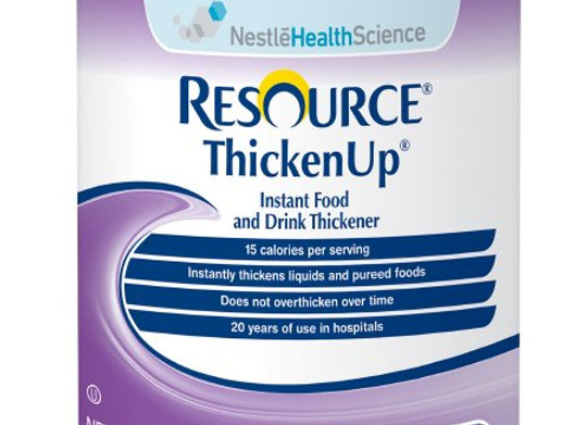 Food and Beverage Thickener Resource® Thickenup® 8 oz. Canister Unflavored Powde