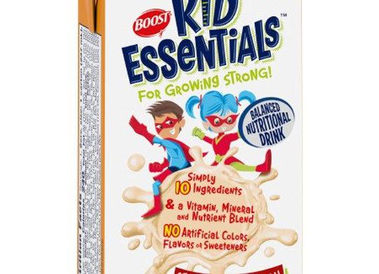 Pediatric Oral Supplement / Tube Feeding Formula Boost® Kid Essentials™ 1.0 Stra