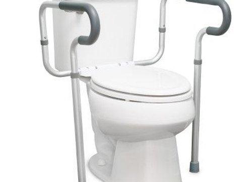 Toilet Safety Frame McKesson Aluminum