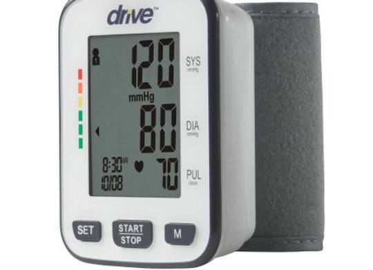 Digital Blood Pressure Monitoring Unit Drive™ 1-Tube Automatic Inflation Adult M