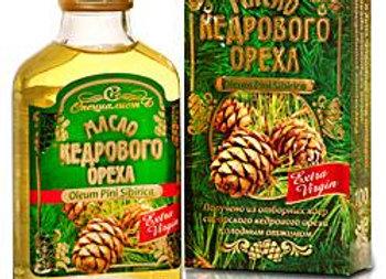 Cedar Oil - Oleum nucium Pinin Sibiricae (Масло кедрового ореха)
