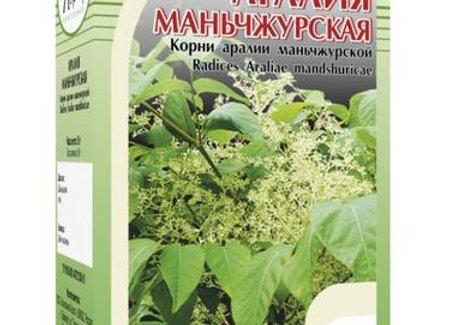 Radices Araliae mandshuricae (АРАЛИЯ МАНЬЧЖУРСКАЯ)