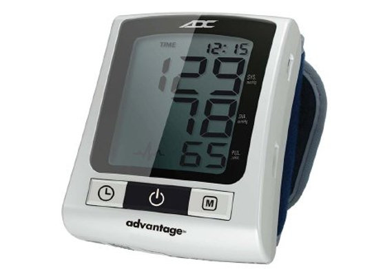 Digital Blood Pressure Monitoring Unit Advantage™ Automatic Inflation Wrist Adul