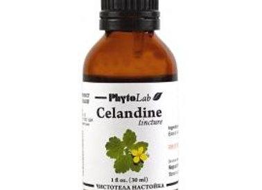 Celandine Tincture 25ml Настойка Чистотела