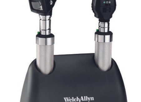 PocketScope Handle Welch Allyn® Two Charging Units 3.5 Volt Rechargeable Battery