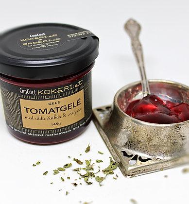 Tomat vinbär oregano gelé till kött