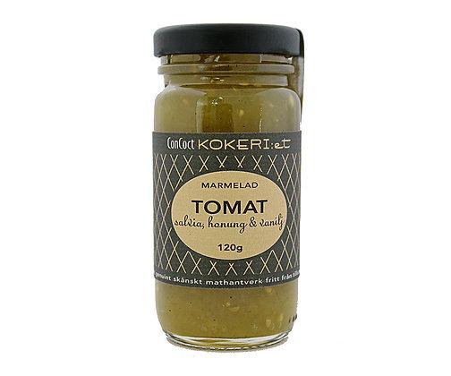 Marmelad tomat/salvia/honung/vanilj