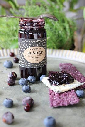 Marmelad blåbär/svart vinbär