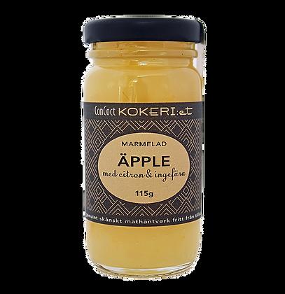 Marmelad äpple/citron/ingefära