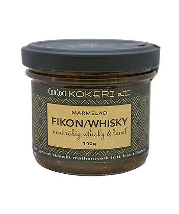 Marmelad fikon/rökig whisky