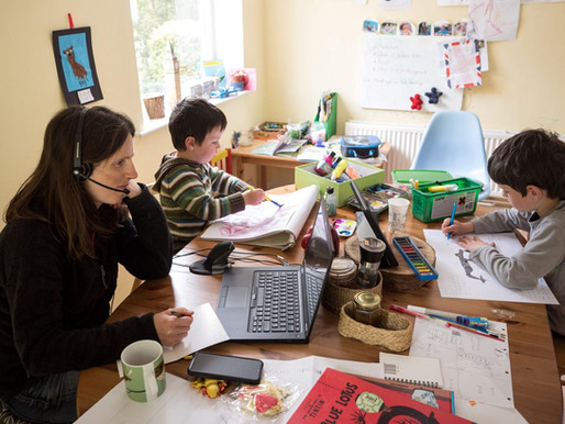 Covid 19 - Home Schooling!!