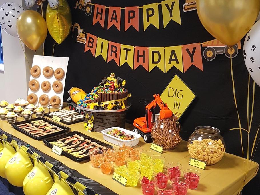 Cudowne ,międzynarodowe 3 urodziny...Psi Patrol :-)