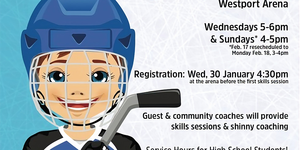 Kids Shinny Hockey -