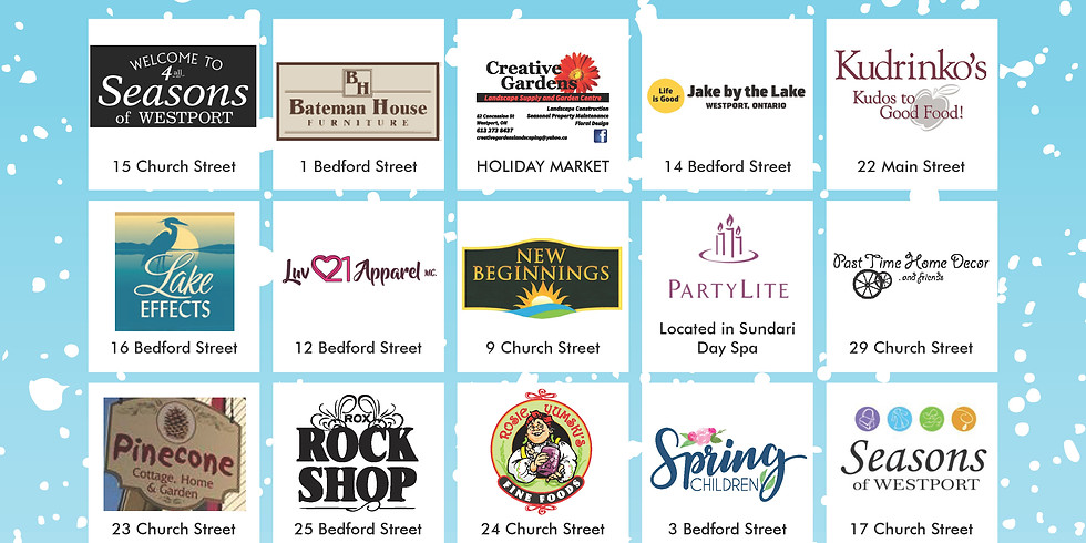 Holiday Shop and Hop in Westport