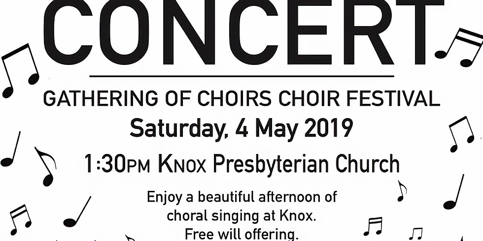 Gathering of the Choirs