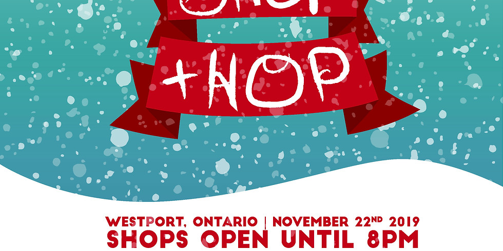 Holiday Shop and Hop