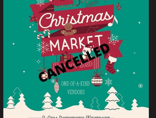 Christmas Market Cancelled Due to Covid-19