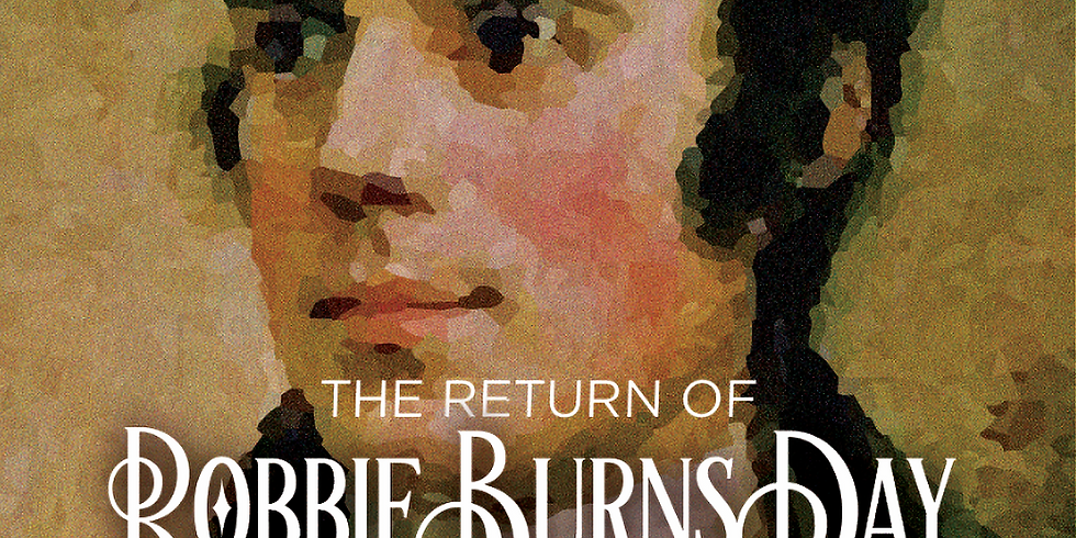 The Return of Robbie Burns Day