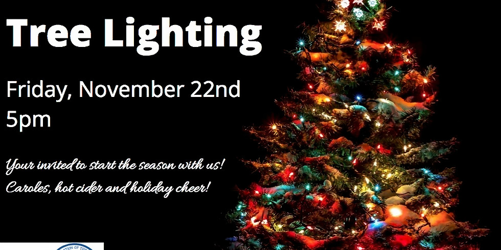 Town Hall Tree Lighting