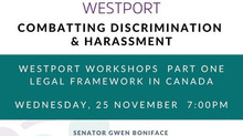 Combatting Discrimination & Harassment Workshops