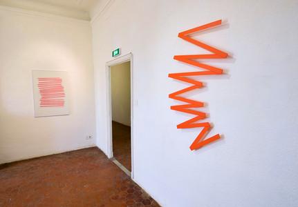 """Vue d'exposition """"I do paint !"""" MAC Arteum, Châteauneuf-le-rouge, Mai-Juin 2021"""