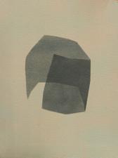 Izabela Kowalczyk, Sans titre 3, acrylique sur toile, 2020, 24 x 18 cm