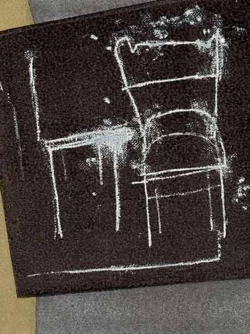 115. Dialogue 08, 2002, linogravure/eau forte, 21 x 17 cm