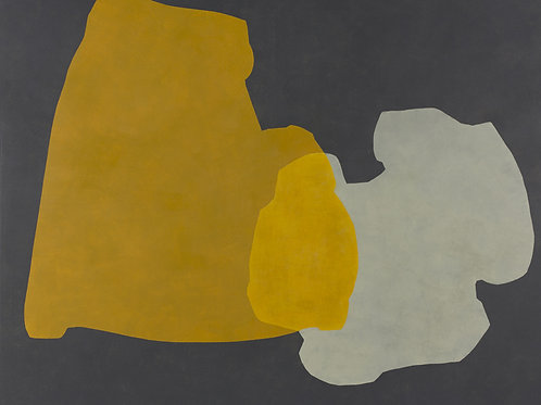 086. Sans titre 44, 2012, acrylique sur toile, 130 x 160 cm