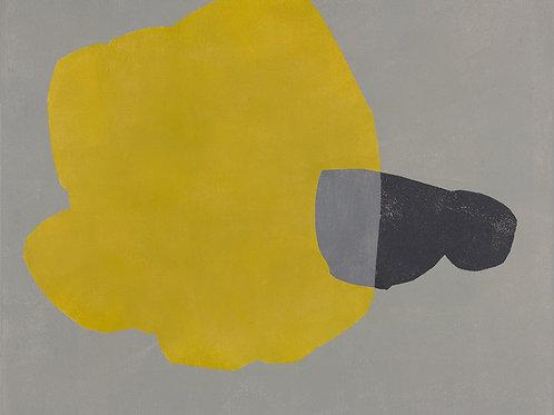 088. Sans titre 40, 2012, acrylique sur toile, 50 x 60 cm