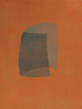 Izabela Kowalczyk, Sans titre 2, acrylique sur toile, 2020, 24 x 18 cm