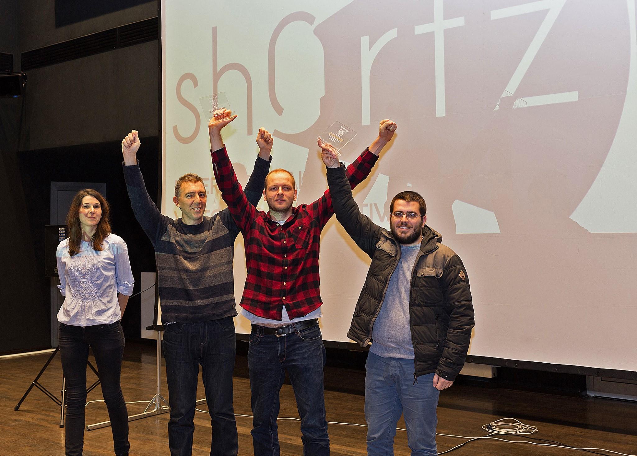 winners of the Shortz 2017